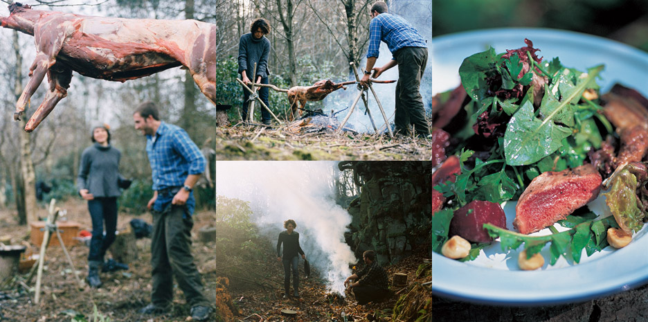 The Wild Gourmets / Bloomsbury - Photographs by Jill Mead