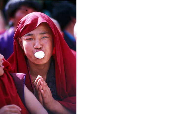 Bhutan / Observer - Photograph by Jill Mead